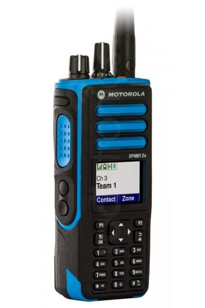 Motorola DP4801 EX ATEX UHF - STK Gruppen